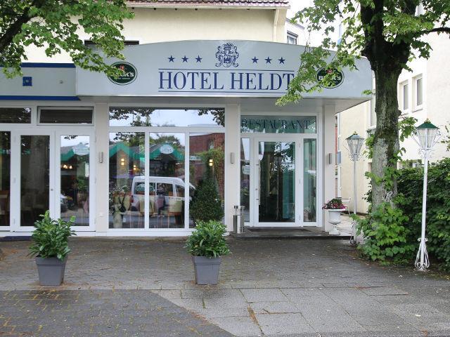 Vorschau: Direkt beim Gastgeber buchen - hotel heldt bremen